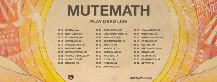 Mutemath tours