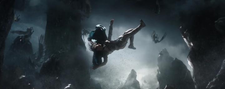 Thor Falling