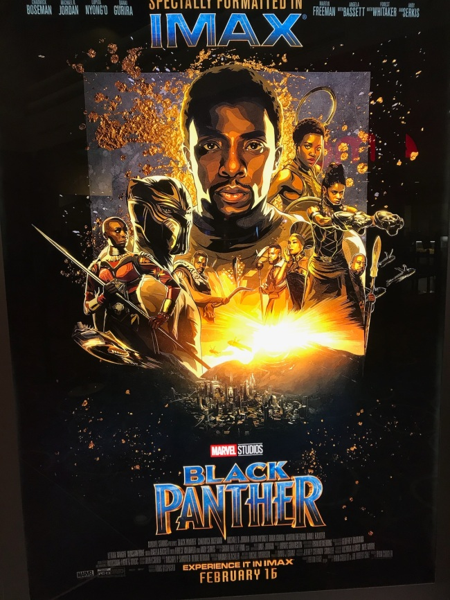 Webb Black Panther