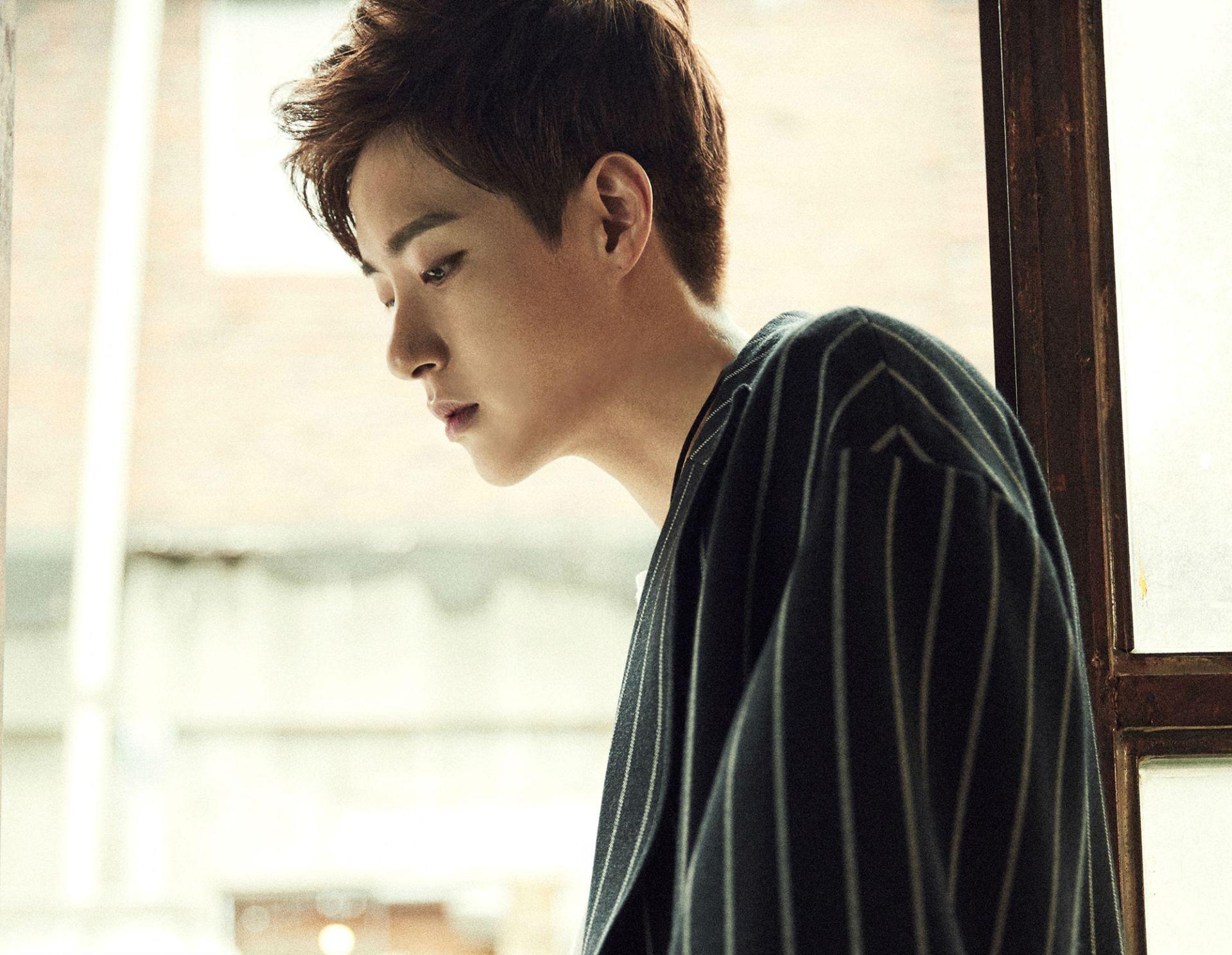Former Leader, Vocalist, and Lead Dancer of Korean pop boy band 100%