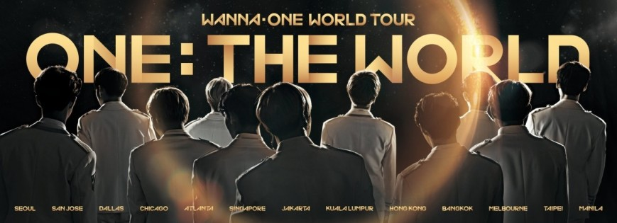 K-pop boy band Wanna One prepare for worldwide concert tour